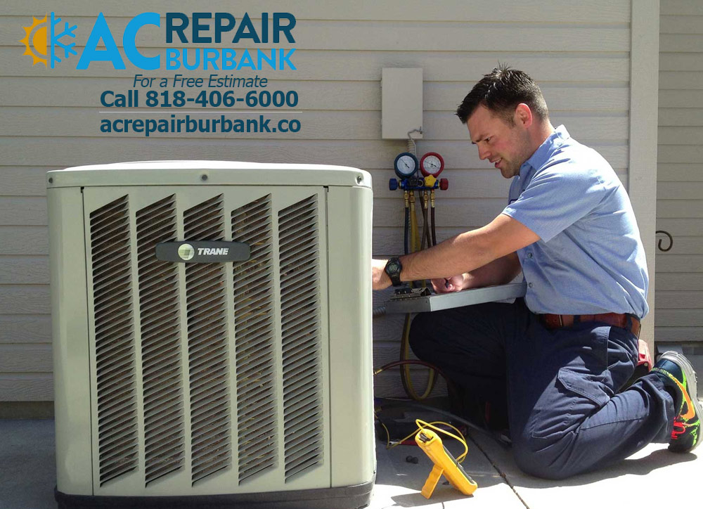 Maintaining Safe Central Air and Heat in Burbank