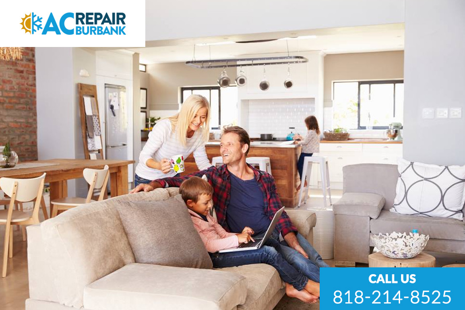 Remember to Maintain Your Central Air and Heat in Burbank