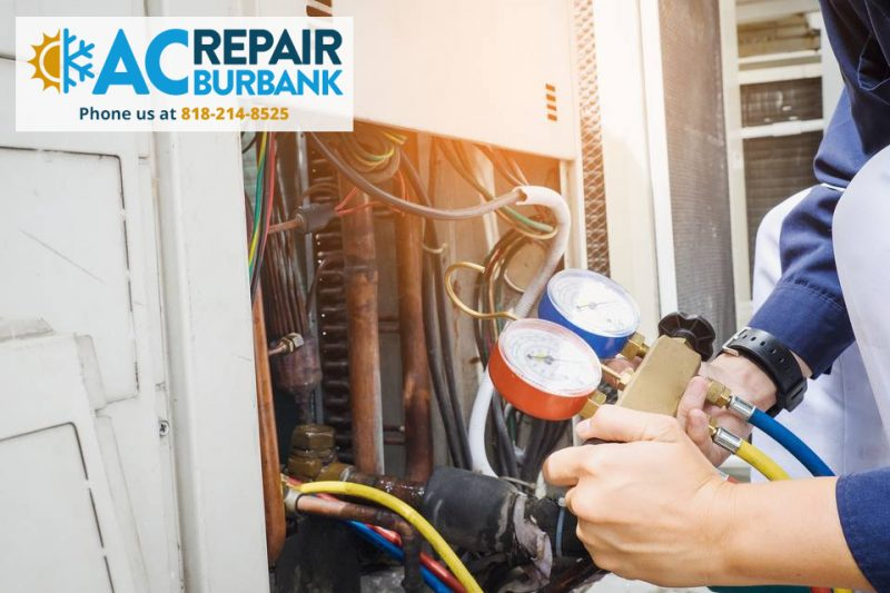 Finding the Right Service for AC Repair in Burbank