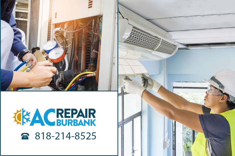 Home Central Air Conditioning in Burbank Makes Life More Comfortable