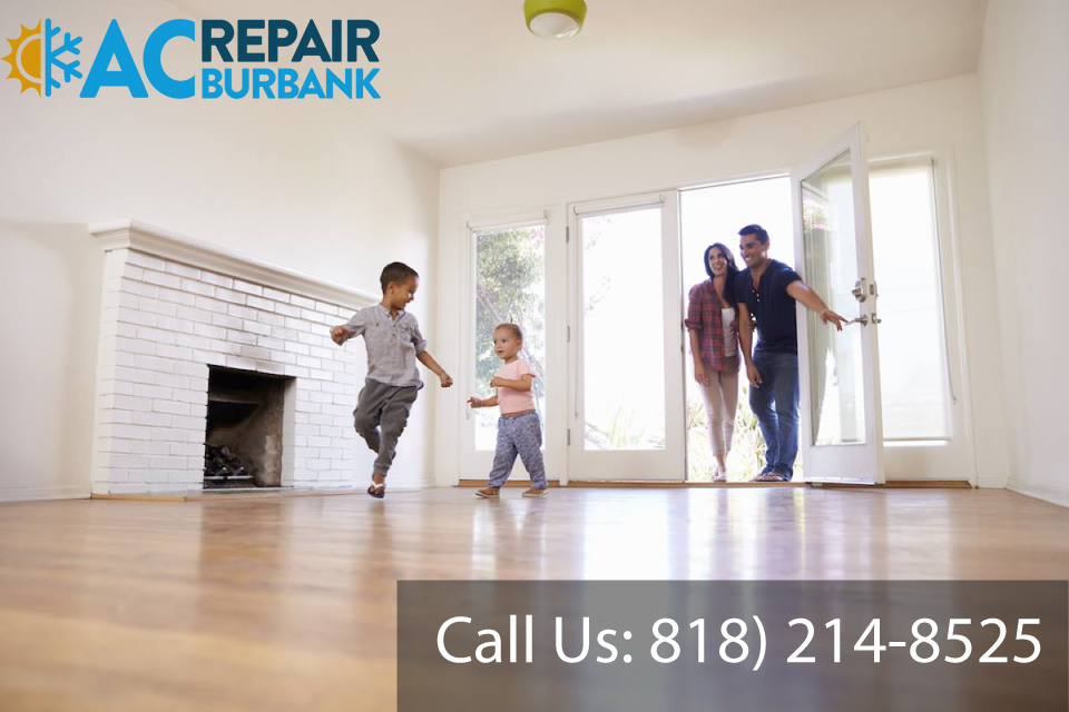 Keep Your Rooms Template With An AC Installer In Burbank