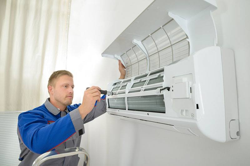 AC installer in Burbank