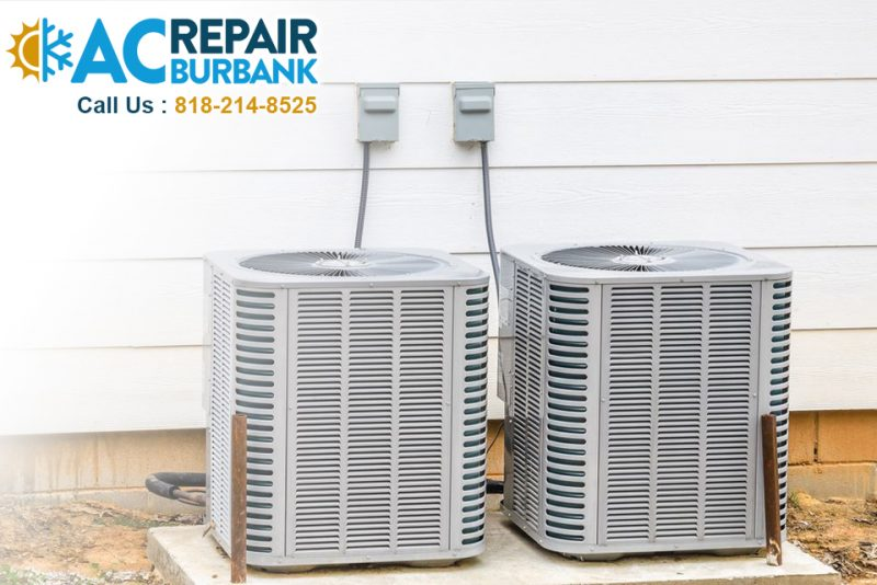 AC service in Burbank